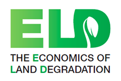 The Economics of Land Degradation logo