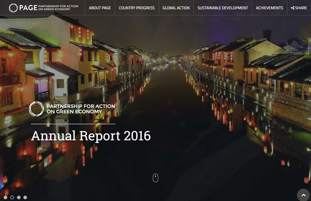 PAGE Annual report for 2016